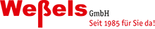 Weßels GmbH – Doppelboden Logo